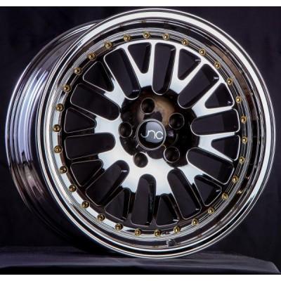 JNC001 Platinum Gold Rivets 16x8 4x100/4x114.3 et25